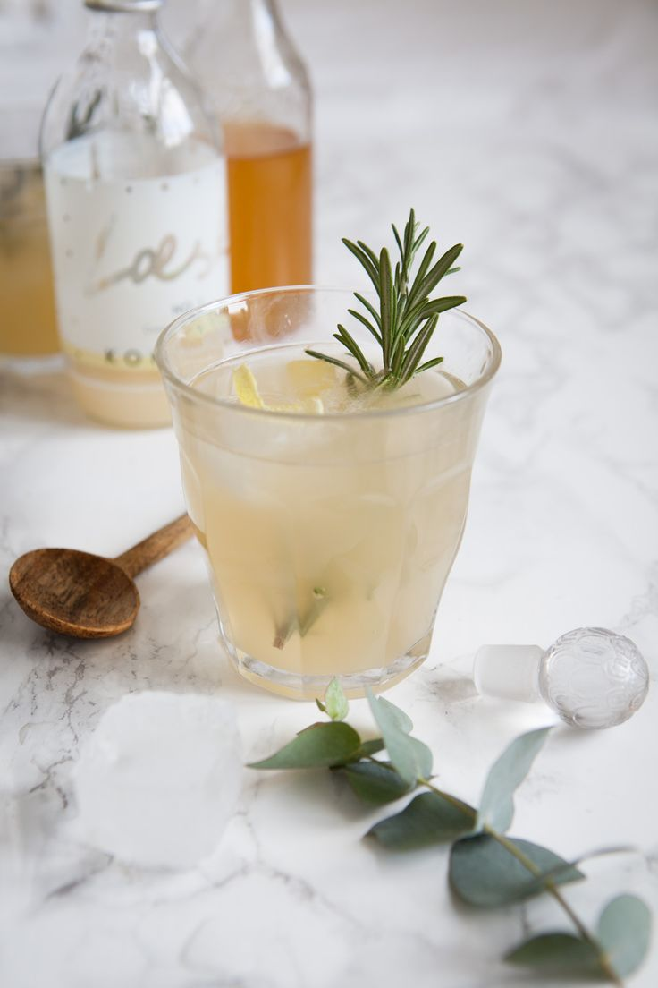 ginger-kombucha-gin-lemon-holiday-cocktail-0758
