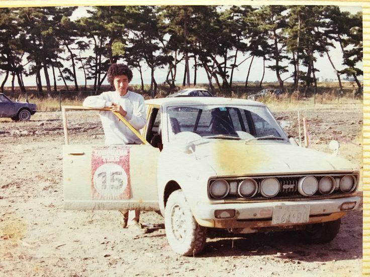 1978年のマイカー です。 トヨタ カリーナ 1600GT 4ドア セダン 型式TA-12 エンジン2T-GR パーツを組み始めた頃はまだTOSCOで、後にTRDになりました。
