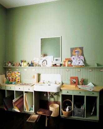 """See the """"A Room for Many"""" in our Home Tours of Cool Spaces for Kids gallery"""