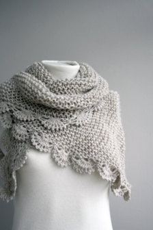 crochet scarf @Marianne Glass Glass Glass Glass Celino McGillivray