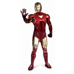 Adult Collectors Edition Iron Man 2 Mark VI Costume www.grabevery.com