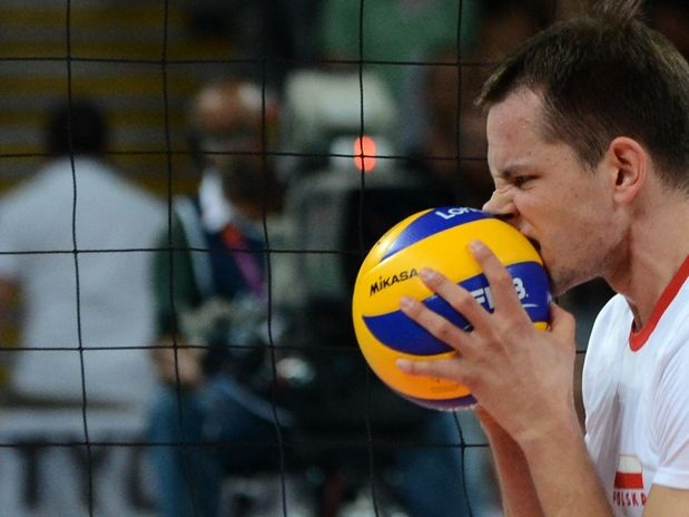 Bartosz Kurek of Poland Volleyball Team #volleyball #sportspeople
