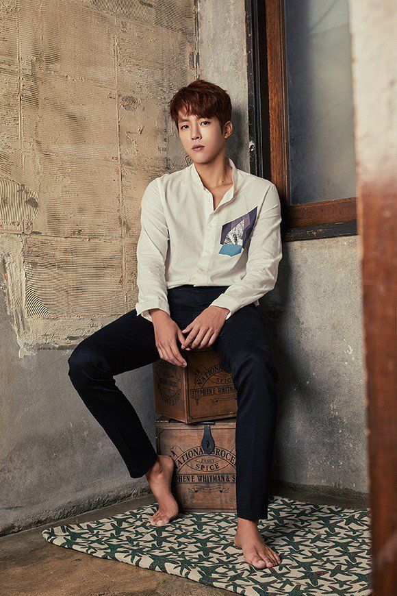 Sungyeol 2017 Profile Photo Infinite Members Infinite Combine a wide variety of skills and abilities to unleash dazzling combo attacks. pinterest