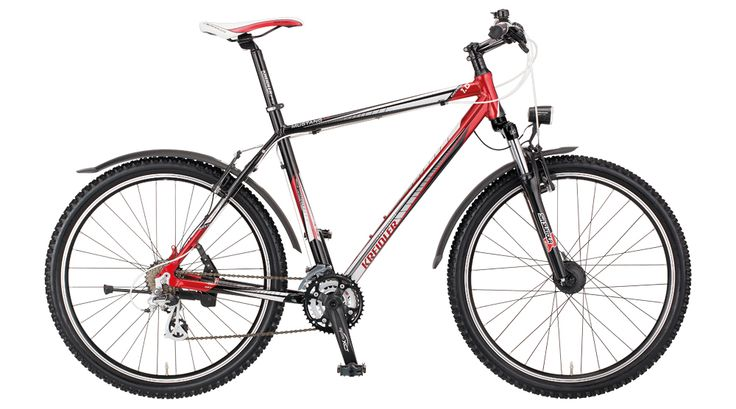 Mustang MTB 1.0 EQ Shimano 21-speed