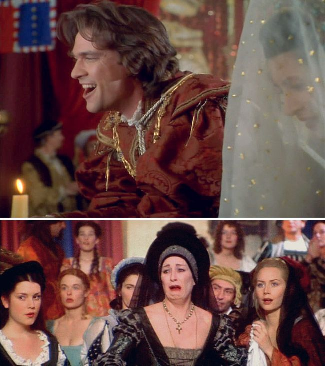 Ever After (1998) Starring: Dougray Scott as Prince Henry, Ursula Jones as Isabella, Melanie Lynskey as Jacgueline de Ghent, Anjelica Huston as Baroness Rodmilla de Ghent and Megan Dodds as Marguerite de Ghent.
