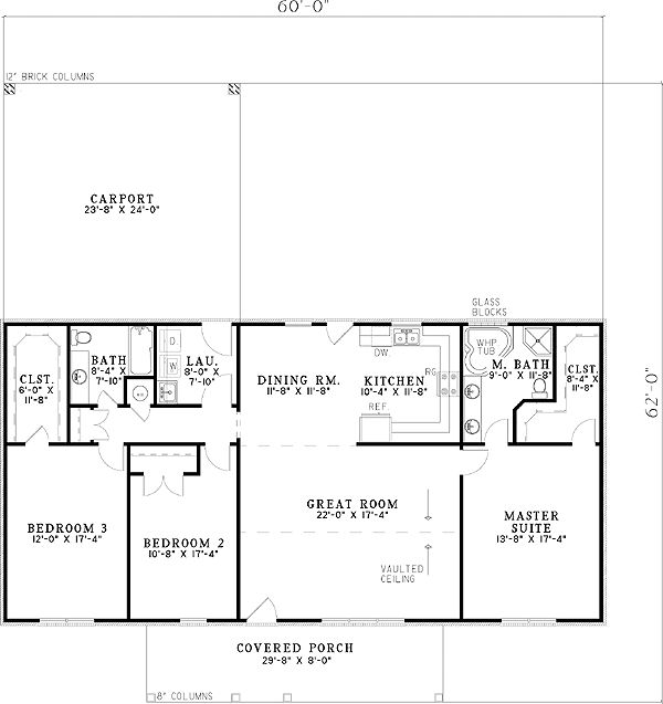 47 best House Plan Ideas images on Pinterest | Small house plans ...