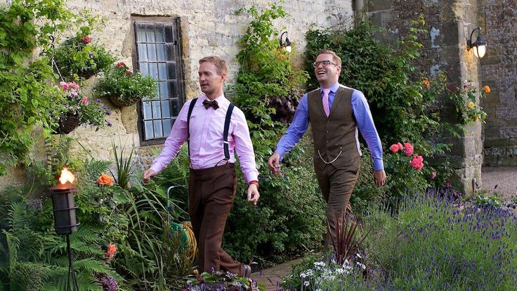 Amberley Castle Wedding Reception - Ciaran & Robert