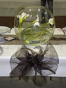 Idées pour fleurs - centre de table