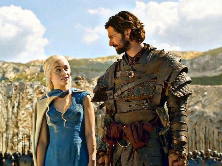Daenerys Targaryen And Daario Naharis | www.pixshark.com ... Daario Naharis Arakh