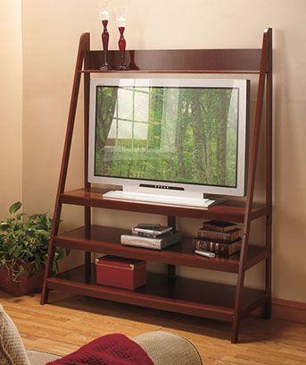 Ladder TV Stands