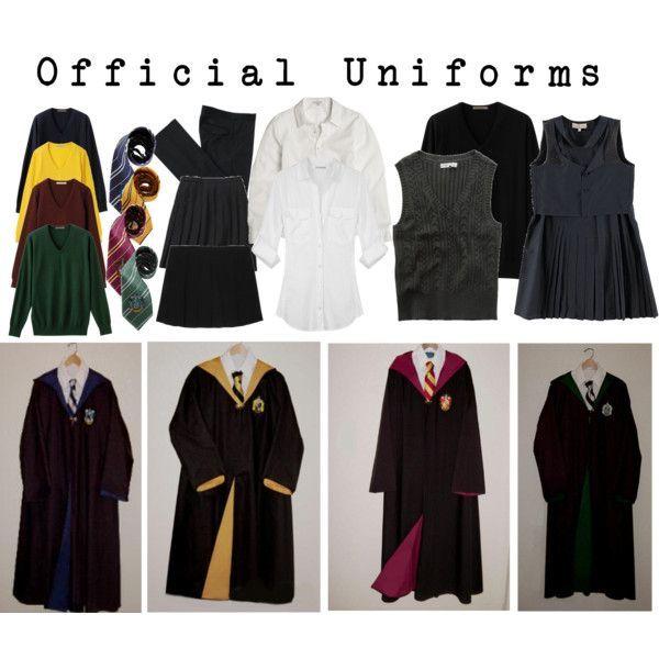Image result for hogwarts uniform