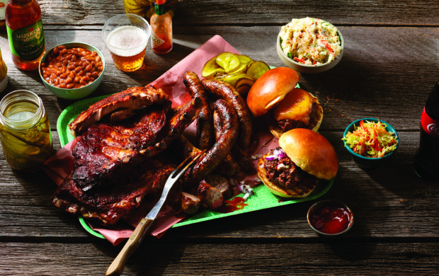4 burning BBQ questions answered @CottageLife, shot by Jim Norton