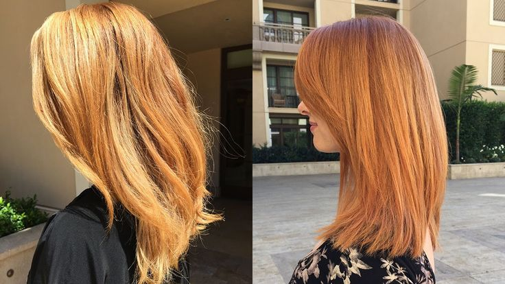 17 Best Ideas About Red Hair Blonde Highlights On