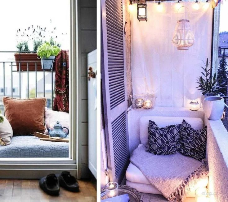 38 Best Small Balcony Decorations and Design Ideas to Bring an Urban Oasis into Your Outdoor Space