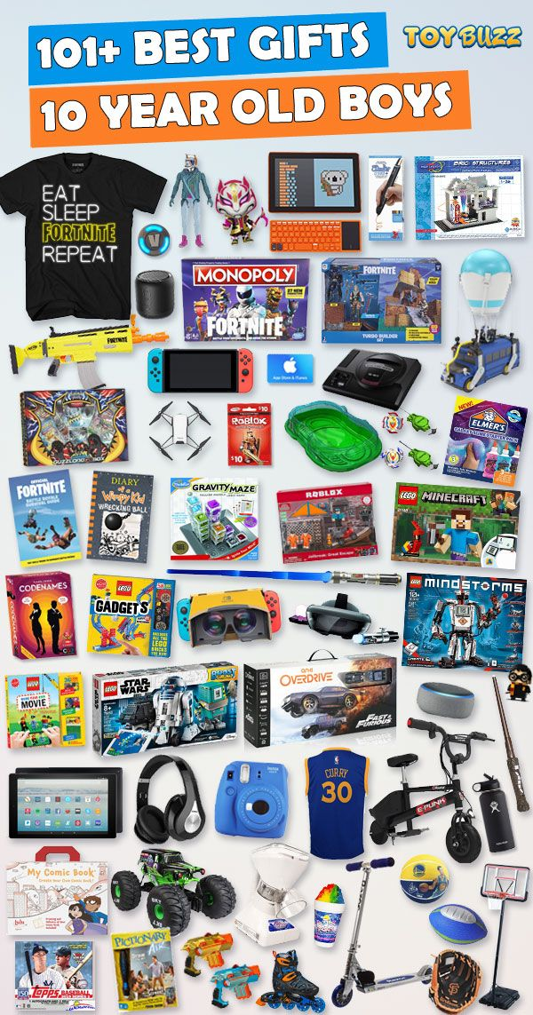 Gifts For 10 Year Old Boys 2020 – List of Best Toys | Best gifts