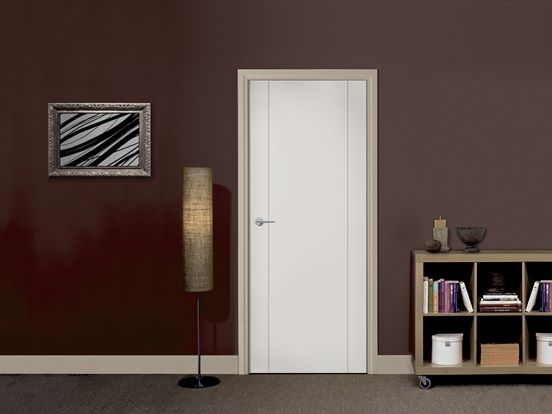 Internal doors:   Corinthian Motive MOTP 2V