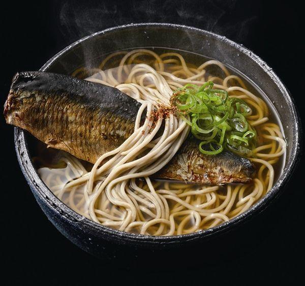 鰊蕎麦【NISHIN SOBA】