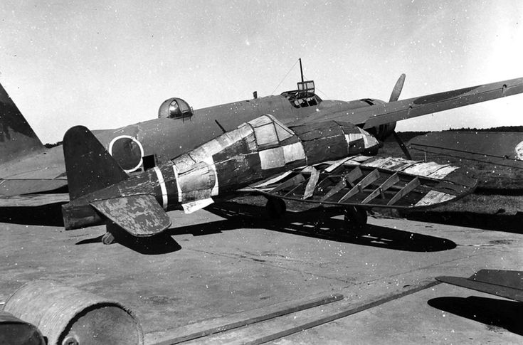 The bamboo war: Japanese dummy aircraft of WW2