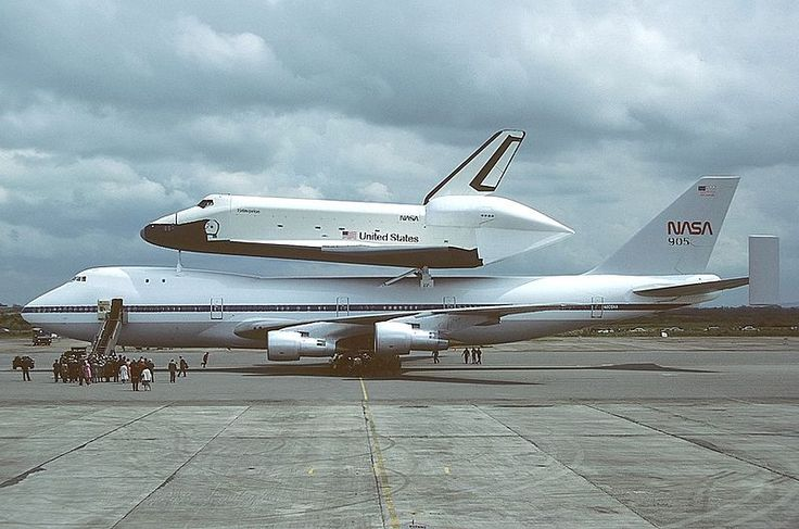 I was there. Space Shuttle Enterprise at RAF Fairford 1983, needed a day off school!