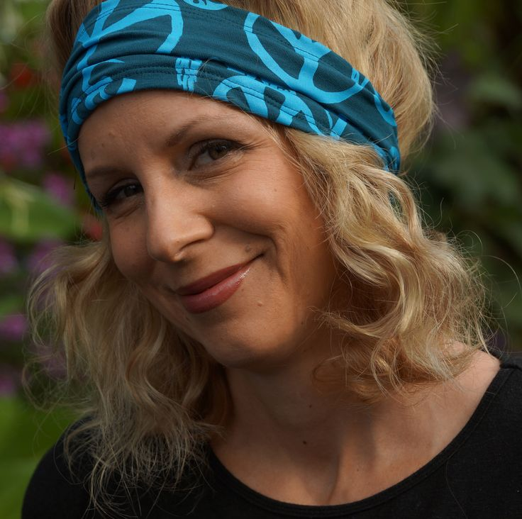 Haight Ashbury Hairband from Squeezed Yoga Clothing http://squeezed.ca/shop/haight-ashbury-hairband