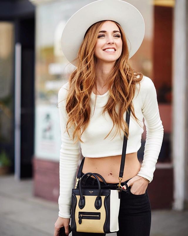 Chiara Ferragni @chiaraferragni Instagram photos | Websta
