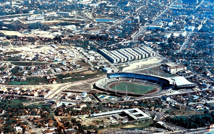 globoesporte - FOTOS: após construção, Grêmio amplia o Olímpico pela primeira vez - fotos em adeus, olímpico