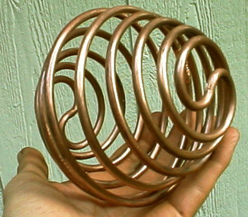 How To Make A Loohan Coil Spiral Metal Shop Tools