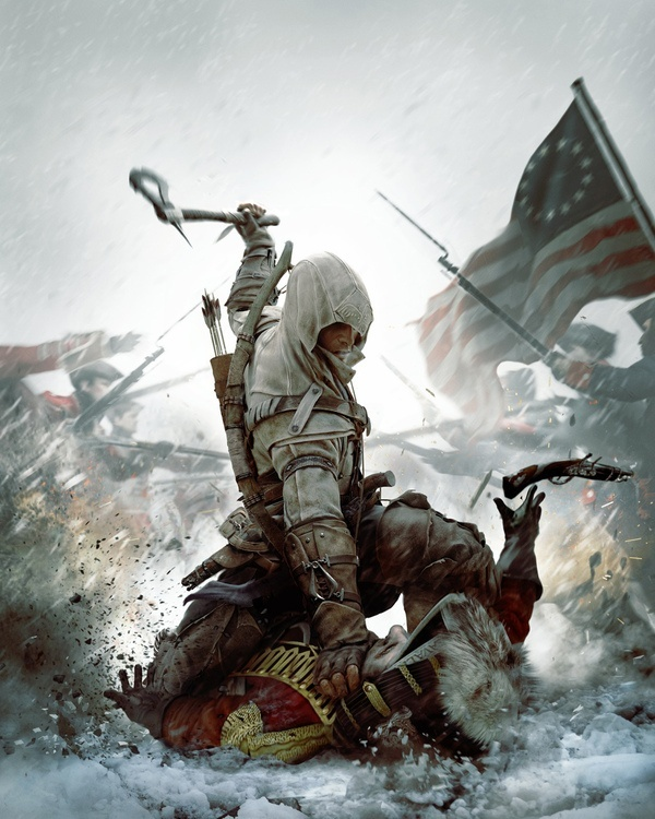 Assassins Creed 3, can't wait!! It's going to be Awesome