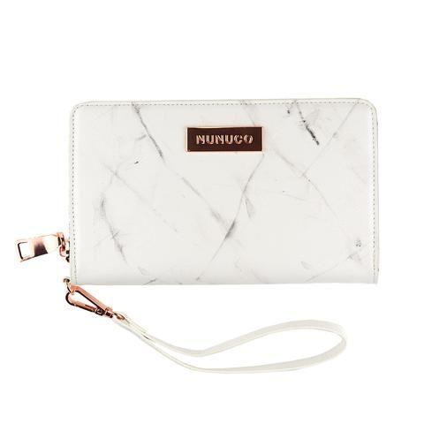 Marble wristlet wallet by NUNUCO® #wristlet #nunucodesign