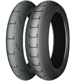 Tipos de neumáticos de moto: Neumáticos supermotard