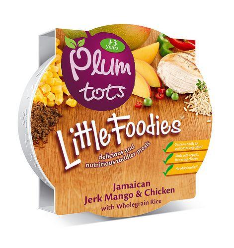 Plum Tots Little Foodies