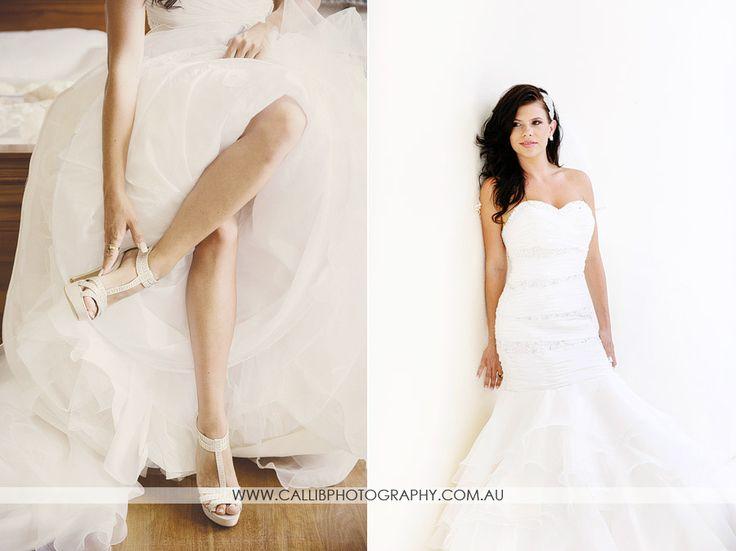 Real Wedding - Charlotte & James by Calli B Photography