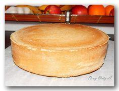 Nejdokonalejší dortový korpus od Reny
