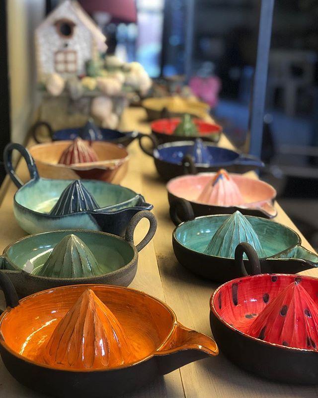 #instapottery #seramik #ceramics #handbuilt #wheel…