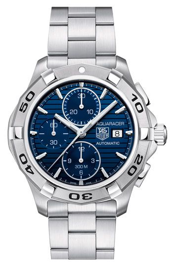 TAG Heuer 'Aquaracer' Automatic Chronograph Watch | Nordstrom