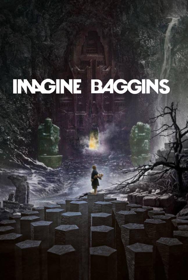 Haha! Imagine Dragons, meet Bilbo Baggins! | Smile! | El ...