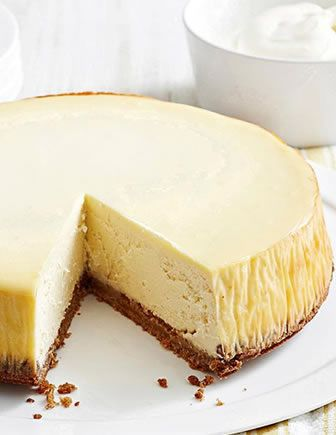 Het beste recept voor een klassieke New York Cheesecake recept | Cupcakerecepten.nl