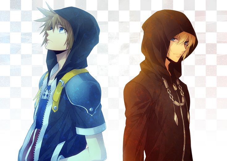 which is reality and which is the dream?  Who decideds? when theyre equally vivid the line blurs. #KingdomHearts