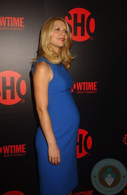 Styleista Baby: Claire Danes Pregnant Style