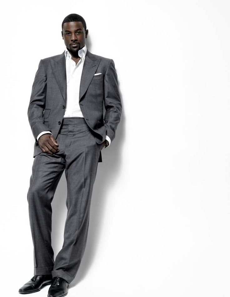 Lance Gross- My husband in my mine <3