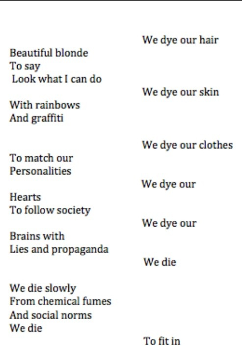Self and society quotes