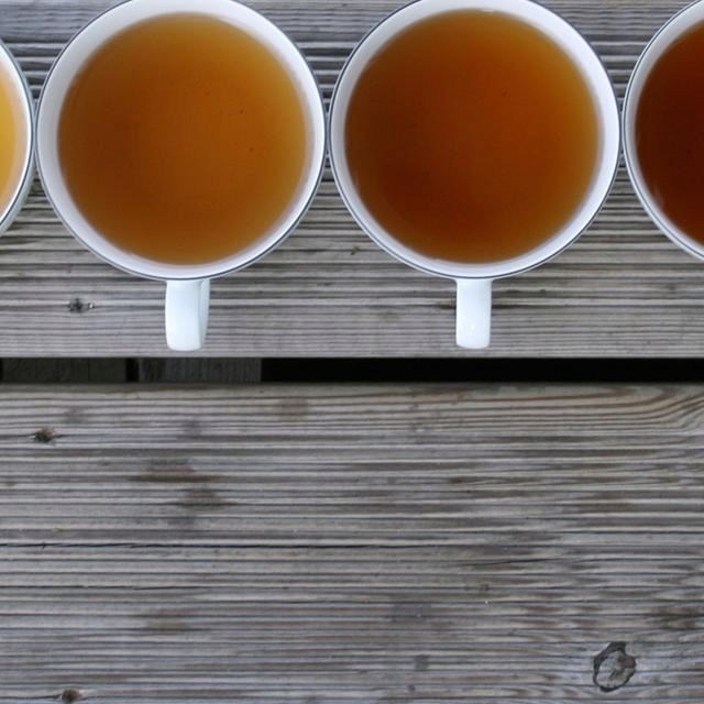 Tea tea tea.