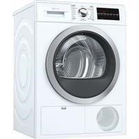 Neff R8580X3GB 9kg Freestanding Condenser Tumble Dryer White