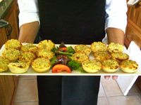 Hire finger food catering in Melbourne. More details: www.nmcatering.com.au/finger_food_cocktail_party_catering