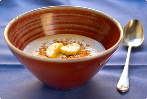 Jamaican Breakfast Soup - A taste of things to come?
