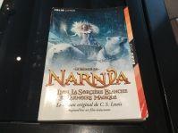 Le monde de Narnia - le lion la sorcière blanche et l'armoire magique