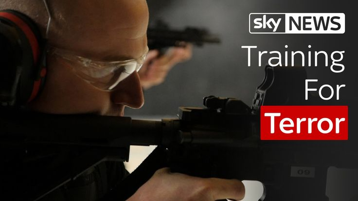 Special Report: Training For Terror