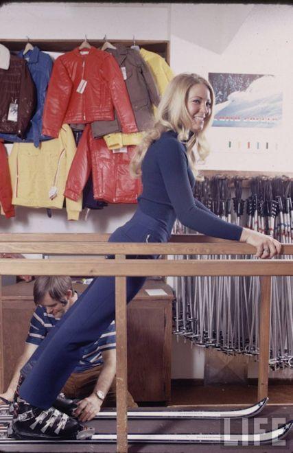 1971 Ski Shop