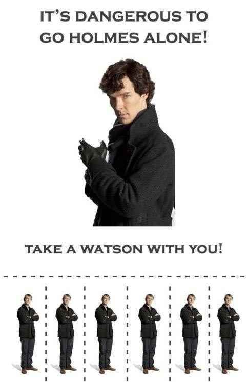"""This PSA poster that cares about your safety 