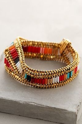 Gas Bijoux Maulit Wrap Bracelet #anthrofave